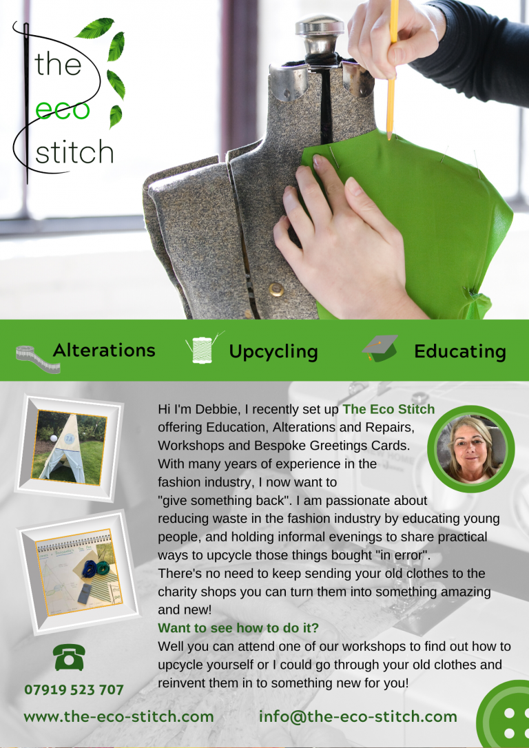 Flier Upcycling